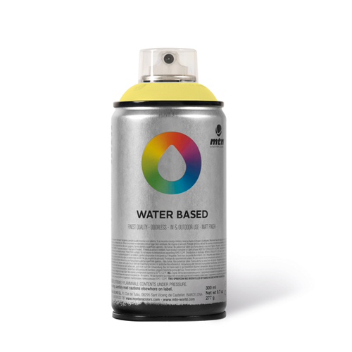 Montana Uk Water Based 300 Montana Colors Spray Paint